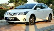 Toyota Avensis İle Extra Konfor