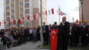 Başbakan Yardımcısı Kurtulmuş, TOKİ Anahtarlarını Dağıttı