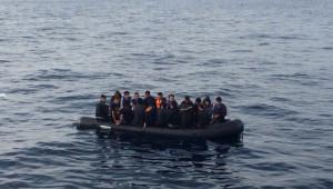Ege Denizi'nde Mülteci Operasyonu