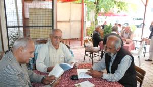 Fethiye Rotary'den Köy Kahvesine Kütüphane