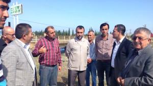 Arsuz'da Sel Hasara Yol Açtı; Ekili Alanlar Kullanılamaz Hale Geldi