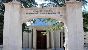 Demokrasi ve Kalkınma Müzesi 26 Ekim'de Açılıyor