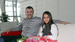 Altın Portakalları Aldı, Memleketi Erzincan'a Geldi