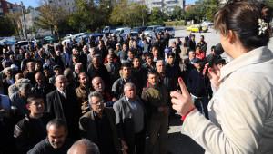 Hak Sahipleri Kentsel Dönüşümdeki Düşük Bedellere Tepki Gösterdi