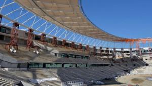 Türkiye Kupası Finali Timsah Arena'da