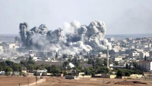 Beş Günde Baş Döndüren Kobani Trafiği
