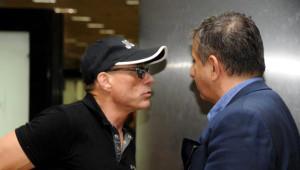 Van Damme, Hollywood'u Büyükçekmece'ye Taşıyor