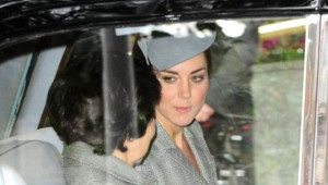 Kate Middleton İlk Kez Kamera Karşısında