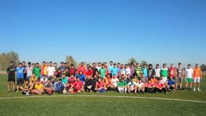 Bilecik Şeyh Edebali Üniversitesi'nin Futbol Takımı Seçmeleri