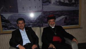 Hakkari'deki Koçanis Kilisesi'nin Restoresi İçin Görüşmeler Yapıldı