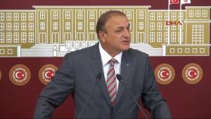 MHP'li Oktay Vural Meclis'te Basın Toplantısı Düzenledi-3