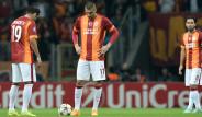 Galatasaray Borussia Dortmund'a 4-0 Yenildi