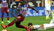 Trabzonspor Lokeren'i 2-0 yendi