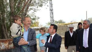CHP Genel Başkan Yardımcıları Muş'ta