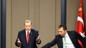 Erdoğan Letonya Üniversitesi'nde Konuştu