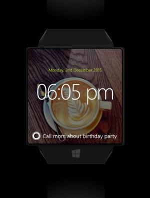 Microsoft'un Windows'lu Akıllı Saati Nasıl Olurdu?