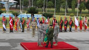 NATO Müttefik Kara Komutanlığı'nda Devir Teslim Töreni