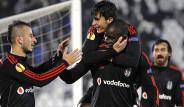 Beşiktaş, Partizan'ı 4-0 Yendi