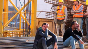 Kadıköy'de Rezidans İnşaatında İşçi Ölümü