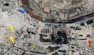 Uydudan Suriye İç Savaşı
