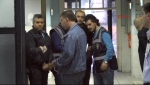 Sarıyer'de Gözaltına Alınanlar Sağlık Kontrolünden Geçirildi