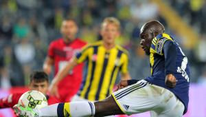 Fenerbahçe: 0 - Gençlerbirliği: 0 (İlk Yarı)