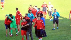 Mersin İdmanyurdu: 4 - Eskişehirspor: 2