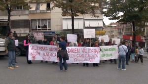 Ümit Kocasakal'dan Validebağ'daki Eylemcilere Destek...