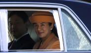 Japon Prenses 11 Yıl Sonra Ortaya Çıktı