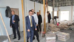 Çukurca'daki Üzümlü Sınır Kapısı Kasım Ayında Açılacak