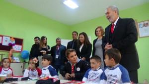 Çocuklar Gülsün Diye Derneği 25. Anaokulunu Erzincan'da Açtı