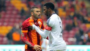 Galatasaray: 0 - Kasımpaşa: 1 (İlk Yarı)