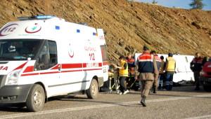 Isparta'da Kaza: 15 Ölü, 28 Yaralı (2)- Yeniden