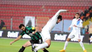 Akhisar Belediyespor: 1 - Trabzonspor: 1