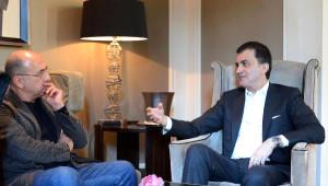Bakan Çelik, Ferzan Özpetek'i Şaşırttı