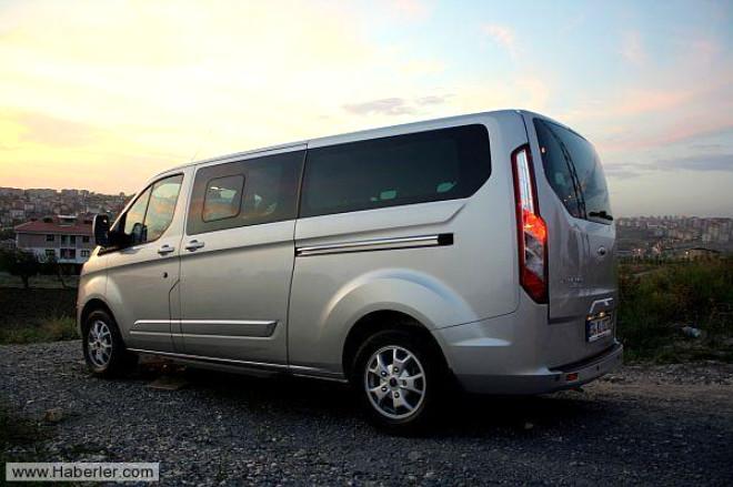Ford Tourneo Custom, VIP Kavramını Değiştirdi