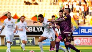 Albimo Alanyaspor - Osmanlıspor: 1-3