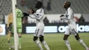 Beşiktaş, Partizan'ı 2-1 Yendi
