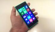 Nokia Lumia 735'in Fotoğrafları