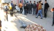 Cizre'de Sokak Ortasında İnfaz