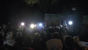 Avusturya'da İmam Hatip Lisesi Protestosu
