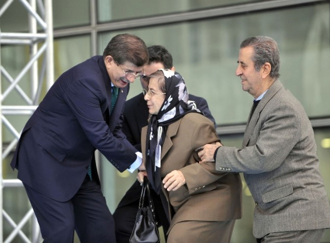 Davutoğlu: 'Mescid-İ Aksa Bir Gün Hürriyetine Kavuşacak, Buna Kimse Engel Olamaz'