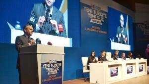 AK Parti Keçiören İlçe Başkanlığı 5. Olağan Kongresi