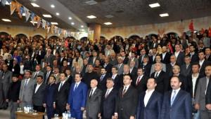 AK Parti Merkez İlçe Başkanlığı 5. Olağan Kongresi Yapıldı
