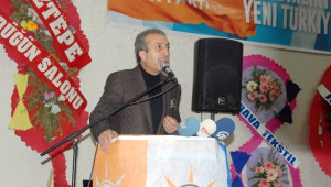 Bakan Eker AK Parti Bismil İlçe Kongresinde Konuştu