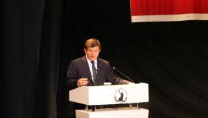 Başbakan Ahmet Davutoğlu Açıklaması