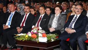 Başbakan Yardımcısı Beşir Atalay Adana'da