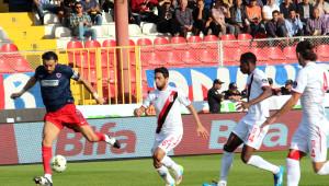 Mersin İdmanyurdu-Balıkesirspor: 1-0 (İlk Yarı)