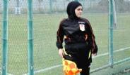 Türkiye'nin İlk Başörtülü Hakemi Buhra Yurdakul