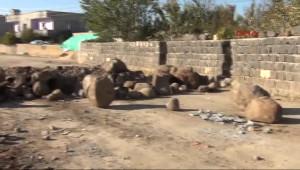 Şırnak İdil'de Hendek Kazıp Yol Kesen PKK'lılar, Polisle Çatıştı